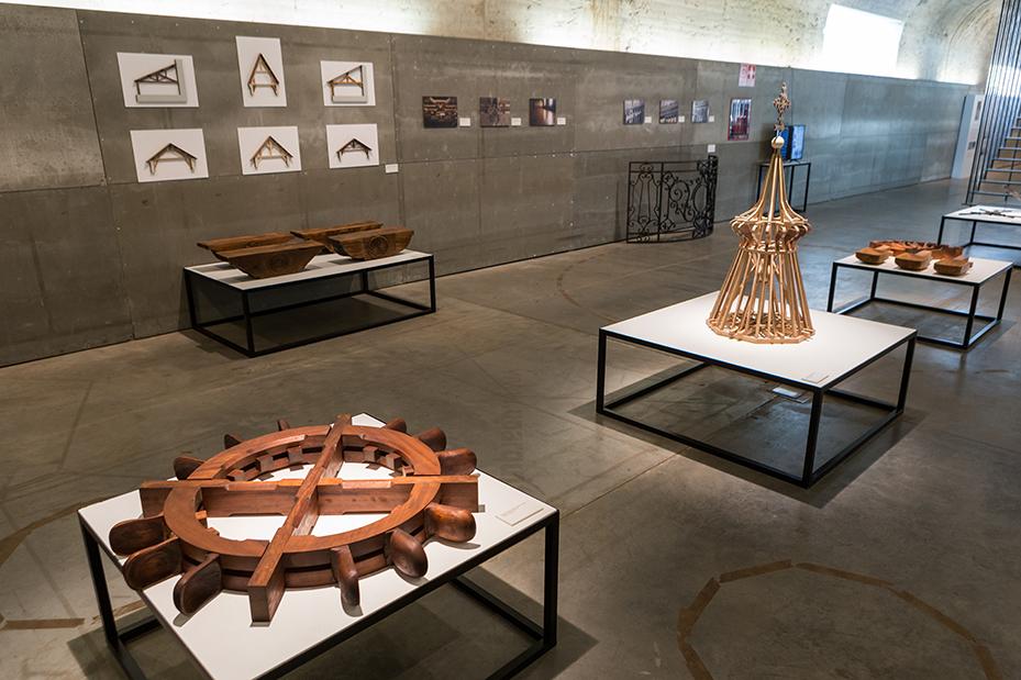 ebanista manuel navarrete cantabria estructuras madera tradiconal diseño